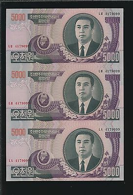 Korea - 15,000 Won In Sheets. Cu