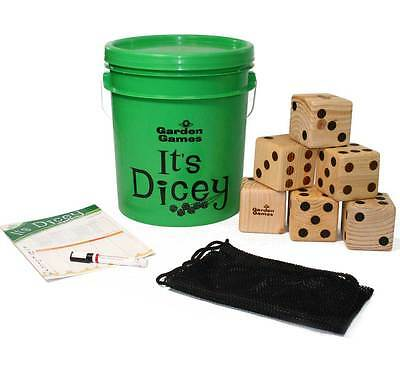 It's Dicey - The Giant Dice Game