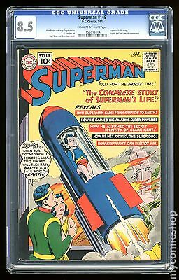 Superman (1939 1st Series) #146 CGC 8.5 1156911014