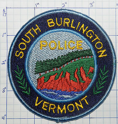Vermont, South Burlington Police Dept Version 4 Patch