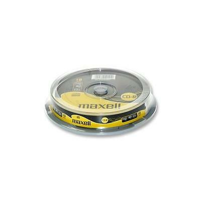 Ga57282 Maxell - 624027 - Cd-R, 10 Pack Spindle