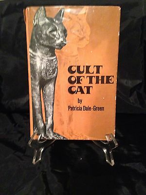 Cult of the Cat Book Patricia D Green 1963 edt Historical