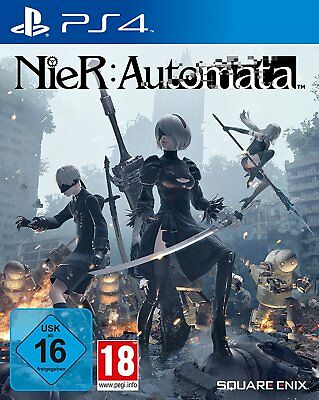 NieR Automata         PS4         Playstation 4         !!!!! NEU+OVP !!!!!