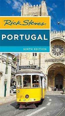 Rick Steves Portugal, 9th Edition by Rick Steves Paperback Book Free Shipping!