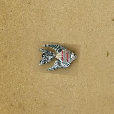 Fish Pin Old Very Nice