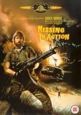 Chuck Norris, M. Emmet Walsh-Missing in Action  (UK IMPORT)  DVD NEW
