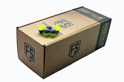Tiberius First Strike Sniper Paintballs 250´er Packung PaintNoMore Paintball