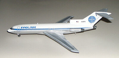 1/28 Scale Boeing 727 Plans, Templates, Instructions