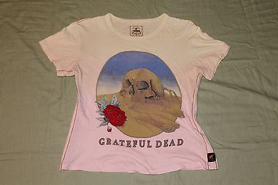 Grateful Dead 2006 Limited Edition Embroidered Stanley Mouse Artwork S. T Shirt