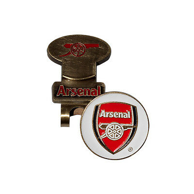 Arsenal Fc Hat Cap Clip And Golf Ball Marker