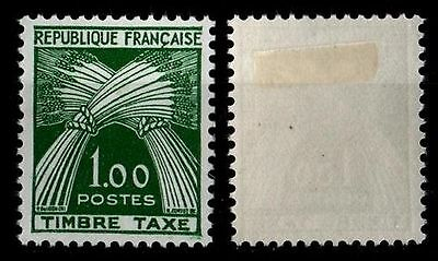 TIMBRE TAXE Agricole 1 f 00, Neuf * = Cote 40 € / Lot Timbre France n°94