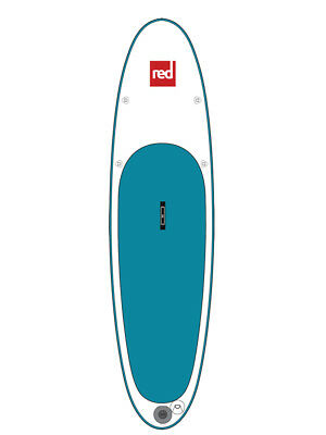 "Red Paddle iSUP 10'6"" Größe: 10'6"""