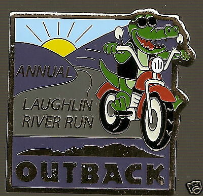 J3580 Outback Steakhouse Laughlin River Run MIB