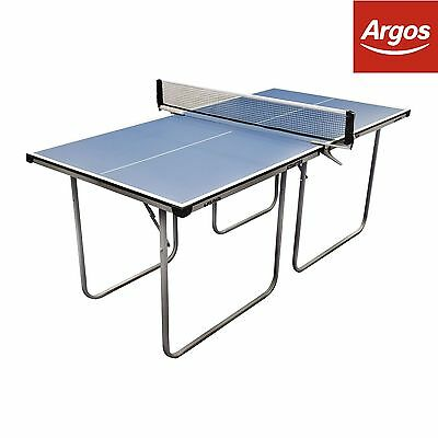 Butterfly Starter 6 x 3 Table Tennis Table. From the Official Argos Shop on ebay