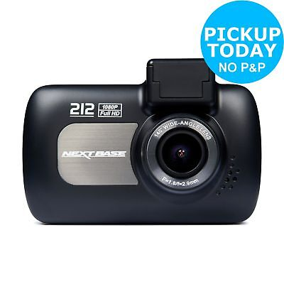 Nextbase 212 1080p Full HD 2.7 Inch Screen G-Force Sensor Night Vision Dash Cam