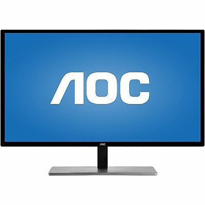 "AOC U2879VF 28"" LED Gaming Monitor 1MS UHD 4K 3840x2160 HDMI DP Speaker FreeSync"