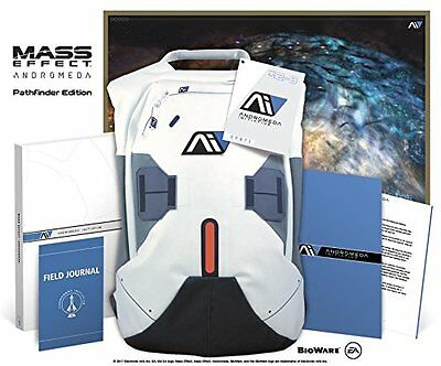 Mass Effect: Andromeda Pathfinder Edition Backpack NEW