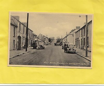 CLAUDY   ,   Co  DERRY  ,  Old  Car  .    Northern  Ireland  ( 55A  )