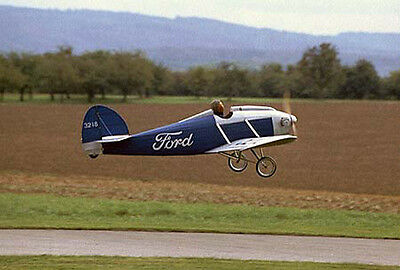 1/5 Scale Ford Flivver Plans, Templates and Instructions