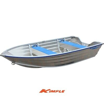 Kimple Catch Ruderboot Angelboot Motorboot Aluminium