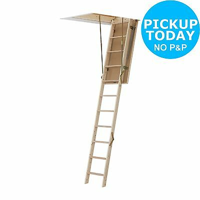 Abru Timber Loft Access Ladder Kit. From the Official Argos Shop on ebay