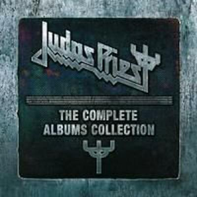 Complete Albums Collection - Priest Judas Compact Disc Free Shipping!