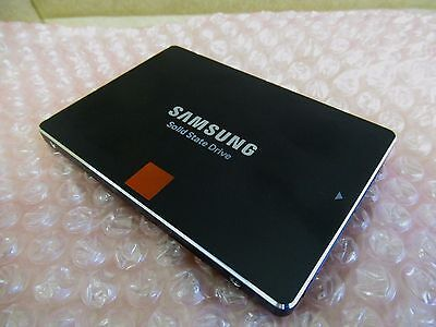 "Samsung MZ-7KE256 2.5"" 256GB Solid State Drive SATA SSD With 3.5"" Adapter Caddy"