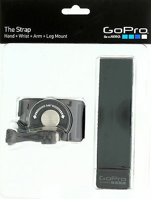 GoPro The Strap (Hand, Wrist, Arm, Leg Mount) for all GoPro Cameras AHWBM-001