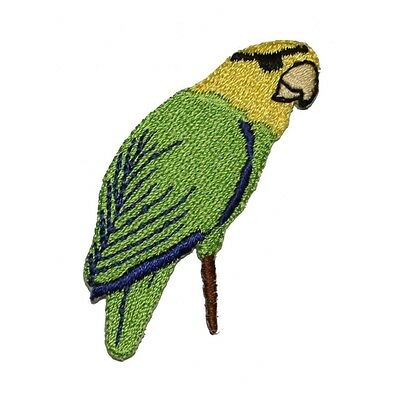 ID 0620 Pirate Parrot Eye Patch Sailor Peg Leg Embroidered Iron On Applique