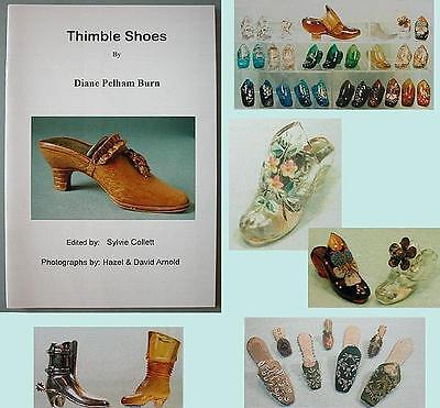 "New ""Thimble Shoes"" Reference Book * by Diane Pelham Burn"