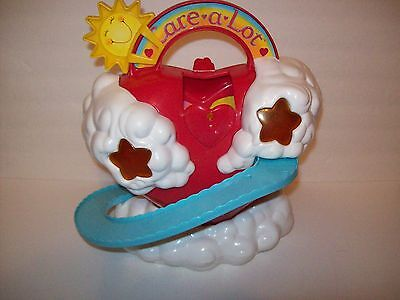 Care Bears Playset and Mobile Cloud Car Lot