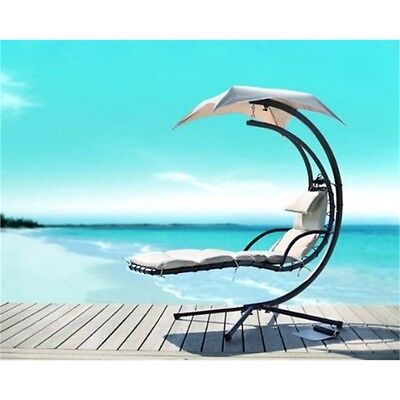 Black Helicopter Swinging Chair