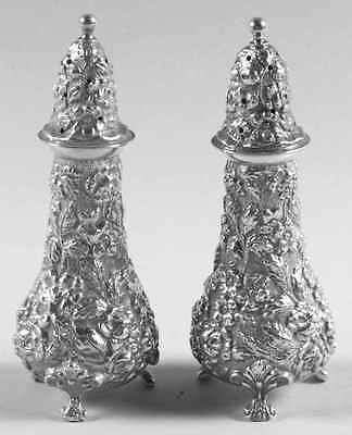 Kirk Stieff STIEFF ROSE STERLING Salt & Pepper 2092300