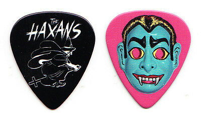 The Haxans Flying Witch Guitar Pick - Piggy D Rob Zombie 2016
