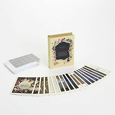 Walt Disney Archives WDAC FANTASIA Storybook 20 Notecard Set in Gift Box