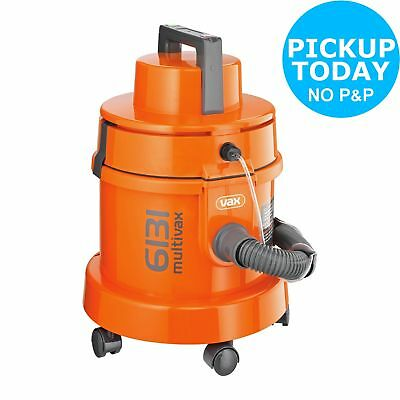 Vax 6131T Wet Multifunction 4L Bagged Cleaner -From the Argos Shop on ebay