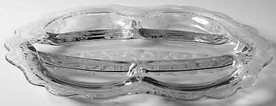 Cambridge APPLE BLOSSOM-CLEAR 3400 5 Part Celery/Relish 7063876