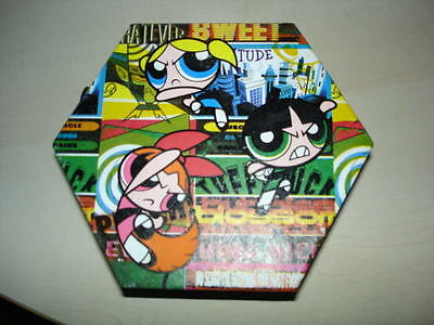 Powerpuff Girls Jewellery Box