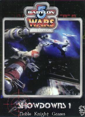 Agents of Gaming Babylon 5 Wars Showdowns 1 SC NM-