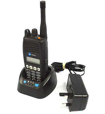 Tait TP8140 TP8100 Series  UHF 400-470Mhz  Two-way Walkie-Talkie Radio MPT1327