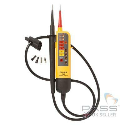 NEW Fluke T90 Voltage/Continuity Tester Genuine UK Version / Directly From Fluke