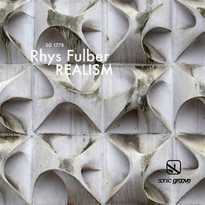 """RHYS FULBER Realism LIMITED 12"""" VINYL 2017 (Front Line Assembly)"""