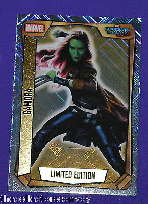 Topps MARVEL MISSIONS Trading Card Game LIMITED EDITION Guardians of the Galaxy