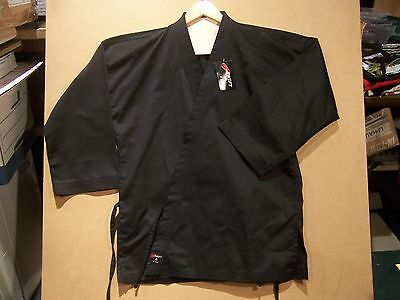 SWIFT MTI Karate Jacket Black Large  ( 3 )  -  55 / 45  New with Tag