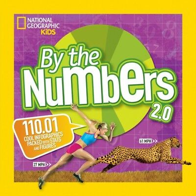 By the Numbers 2.0 (National Geographic Kids) (Paperback), Nation...