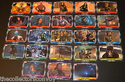 Topps MARVEL MISSIONS Trading Card Game - GUARDIANS OF THE GALAXY Vol 2 Movie