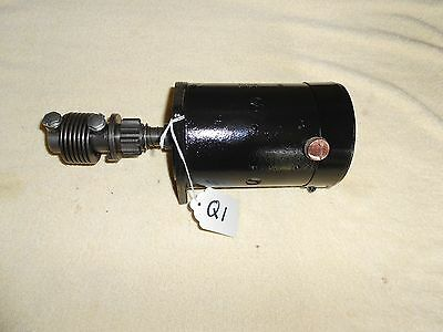 1928-1929-1930-1931 Nice Model A Ford Rebuilt Starter With Warranty #q1