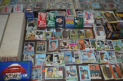 Large High Dollar Sports Card Collection!!! Around 10,000 Cards!!! Must See!!!