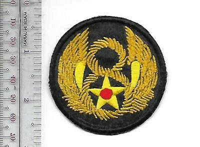 US Air Force WWII 8th Air Force USAAF Europe, Afirca, Asian Pacific Theater Patc
