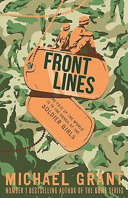 Front Lines by Michael Grant (Paperback Book 2016)